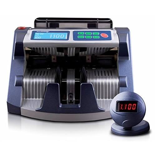 1-AccuBANKER AB 1100 PLUS UV/MG brojač novčanica