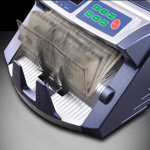 3-AccuBANKER AB 1100 PLUS UV/MG brojač novčanica