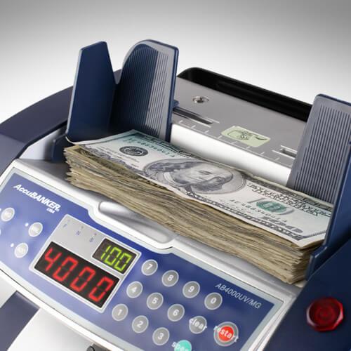 2-AccuBANKER AB 4000 UV/MG brojač novčanica