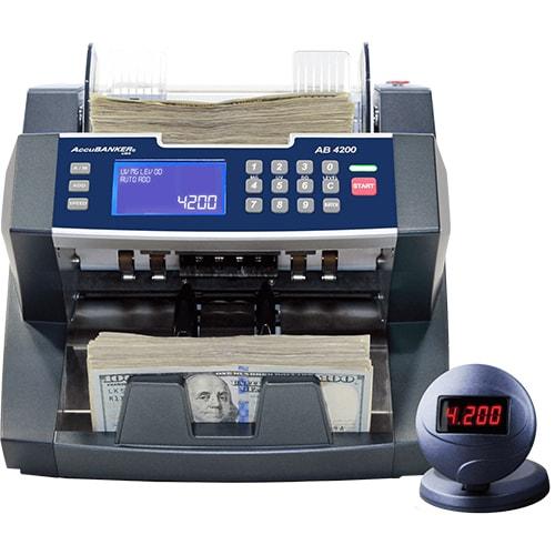1-AccuBANKER AB 4200 UV/MG brojač novčanica