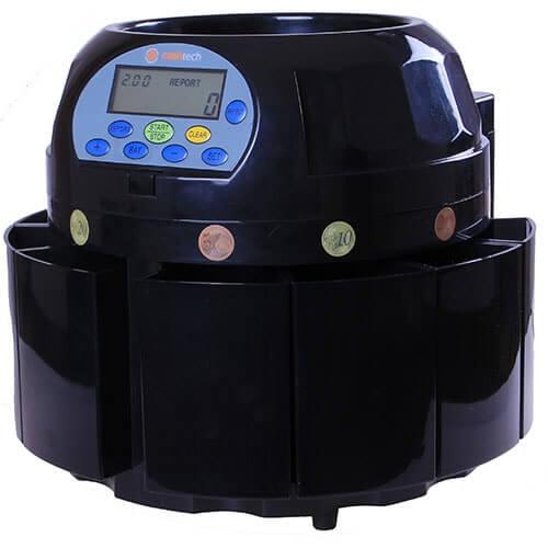 2-Cashtech 420 EURO brojač kovanica