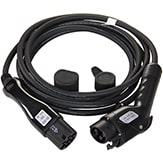 EV Type2 -> Type1 (32A) EV kabel