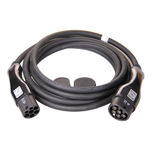 1-EV Type2 -> Type2 (32A) EV kabel