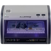 AccuBANKER LED420 kontrola novčanica