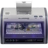 AccuBANKER LED430 kontrola novčanica