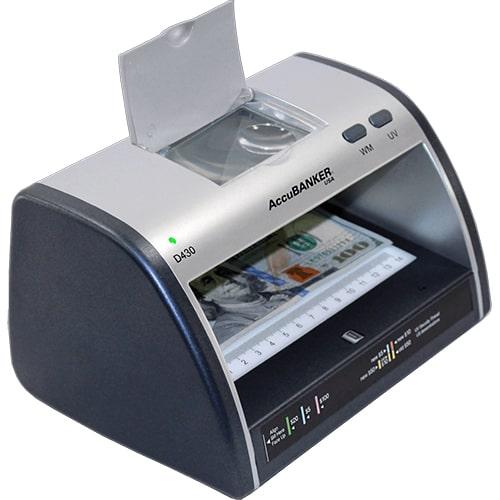 2-AccuBANKER LED430 kontrola novčanica